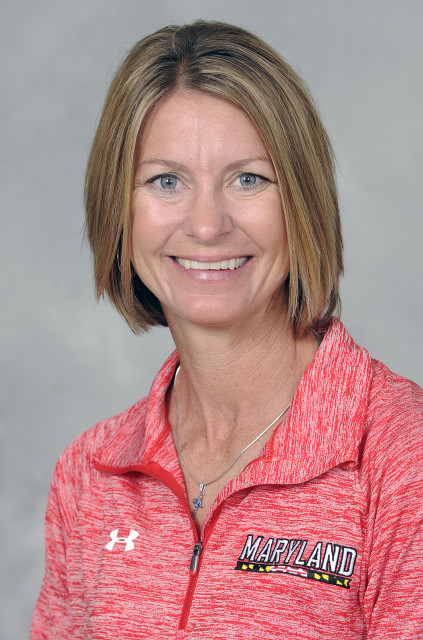 Julie Wright, Head Coach at Maryland Hosting Hitting and Fielding Clinic December 17-18