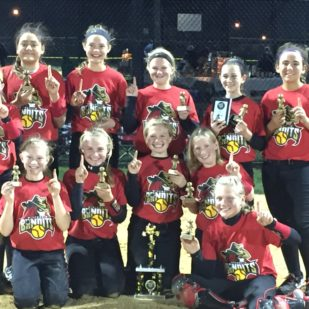 12U Black Wins Scarecrow Slam