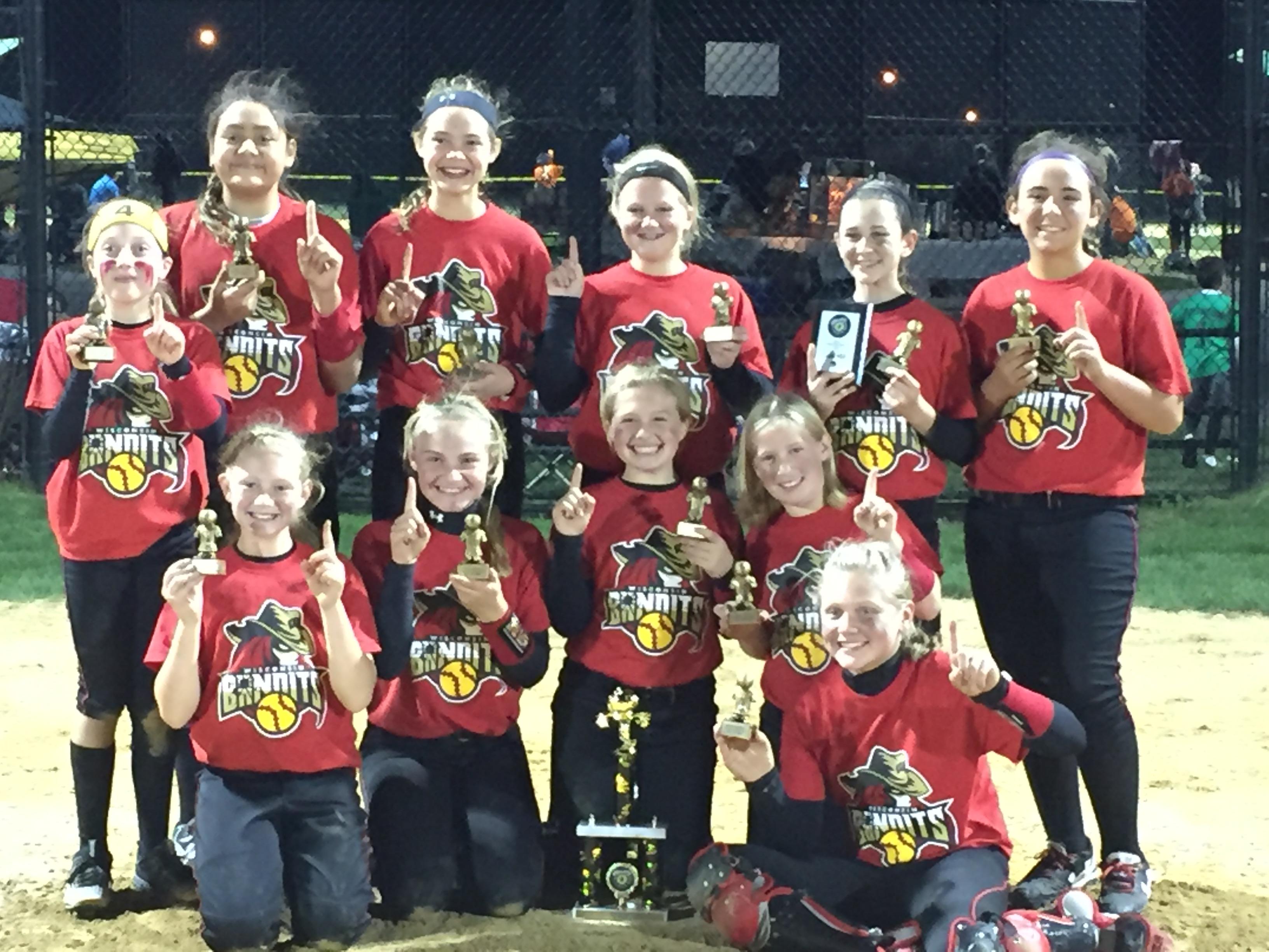 12U Black Wins Scarecrow Slam