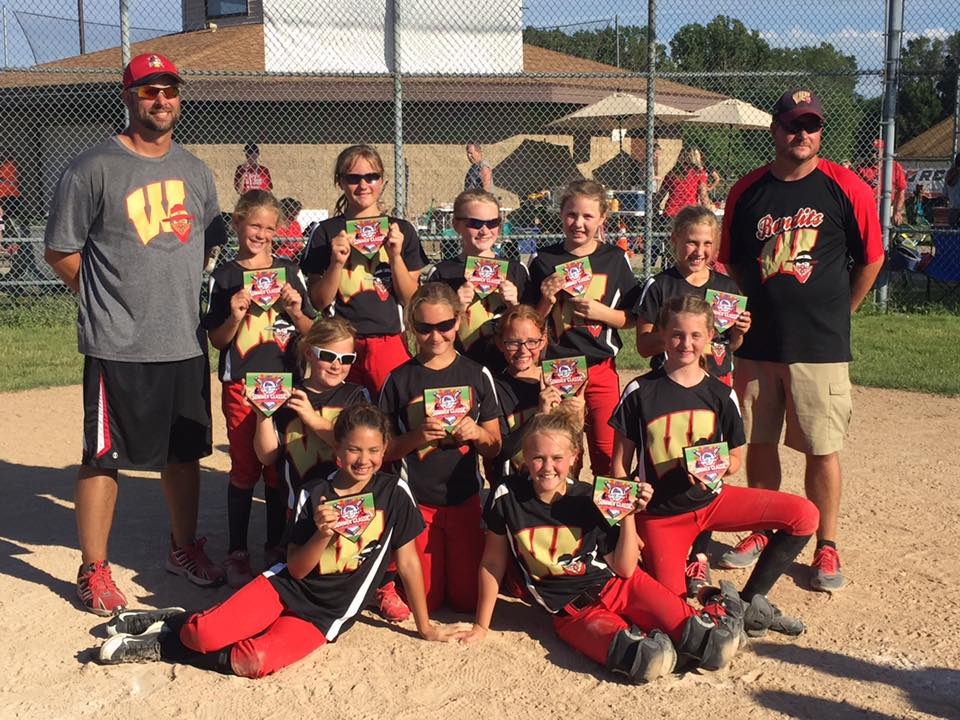 10U takes 1st Place at WSC Tourney