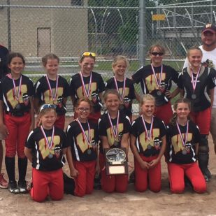 10U Takes 2nd at NSA State