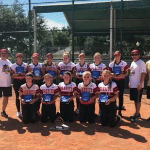 16U Gold Takes 2nd at USSSA World Series 18U Bracket