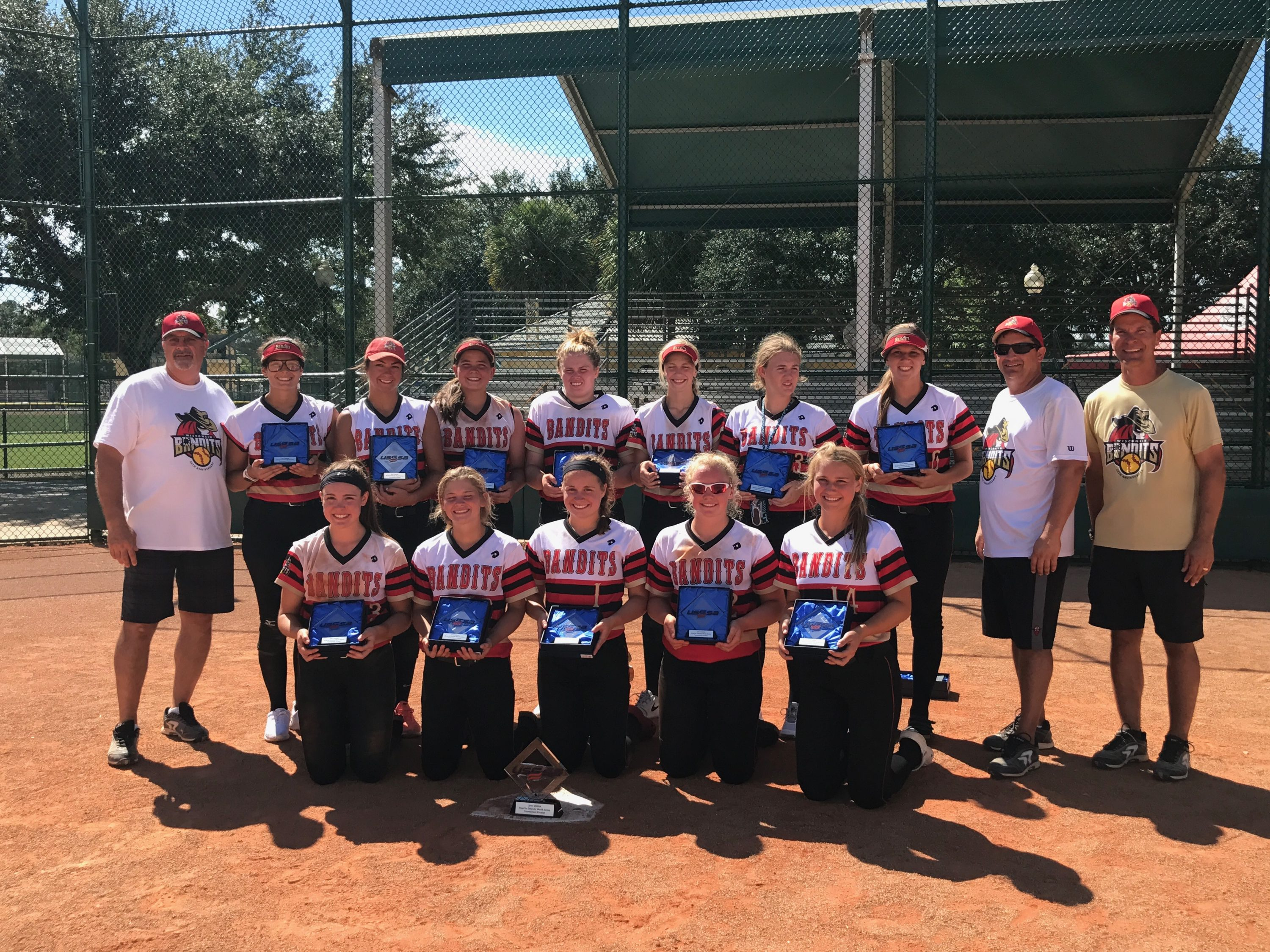 16U Gold Takes 2nd at USSSA World Series 18U Bracket