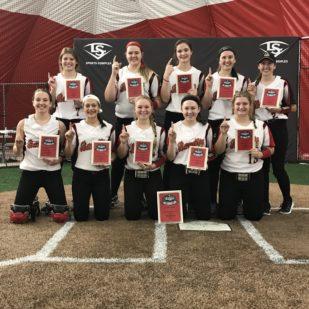 Wisconsin Bandits Gold  Grand Prairie Holiday Showdown Champions
