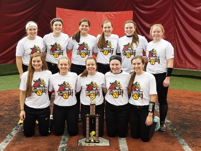 Wisconsin Bandits 18 Champions in Rosemont