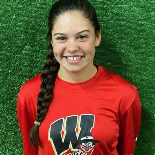 #3 Bella Herman – CF | Pitcher